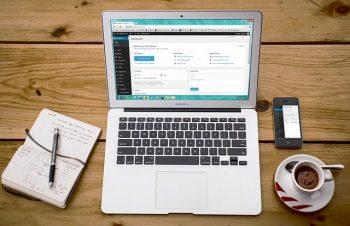 Laptop WordPress WordPress Design  - 27707 / Pixabay